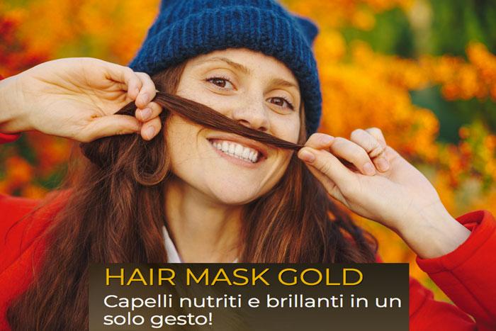 hair mask gold opinioni