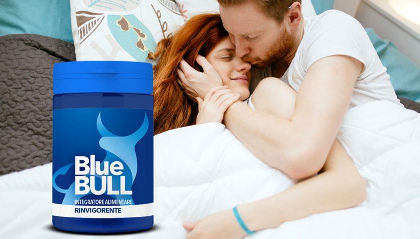 blue bull integratore per erezioni