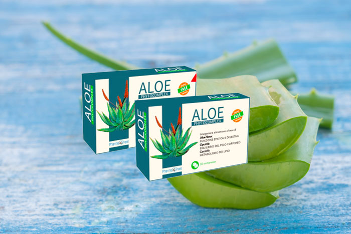 aloe phytocomplex integratore