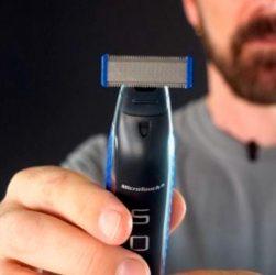micro touch solo rasoio elettrico